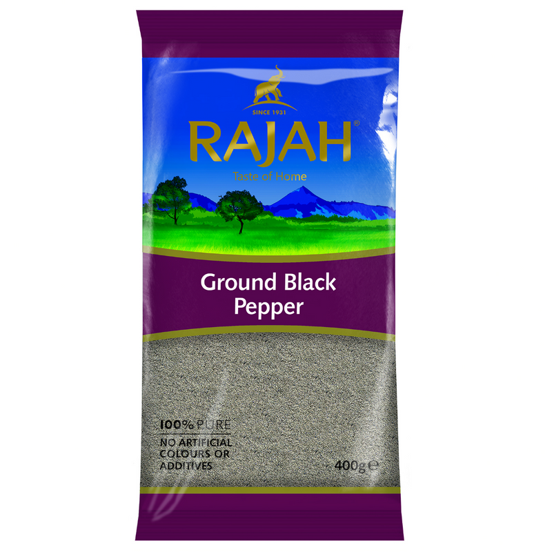 Black Pepper Ground 100g - London Grocery
