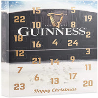 Guinness Chocolate Advent Calendar 2020. 24 x Chocolate truffles flavoured in guinness beer and rich in dark chocolate 278g. - London Grocery - Online Grocery Shopping