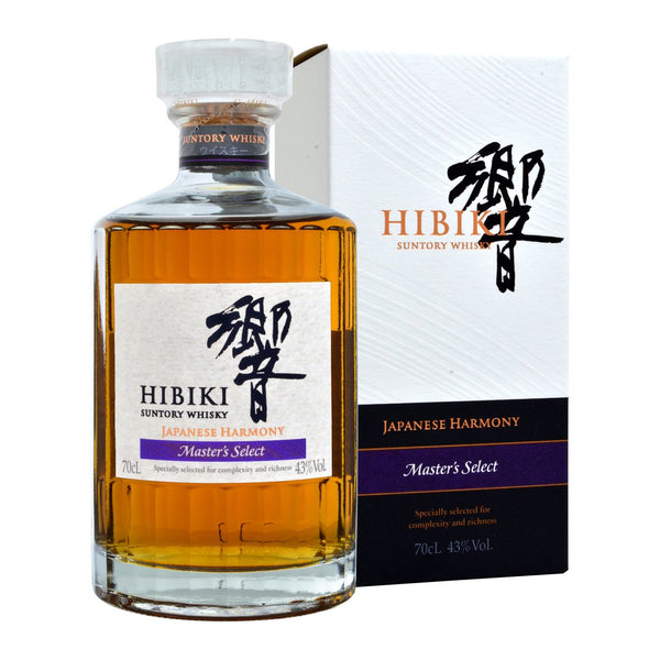 Hibiki Japanese Harmony Master's Select Suntory Whisky - London Grocery - Online Grocery Shopping