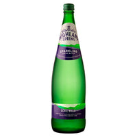 Highland Sparkling Water in Glass Bottle 1 lt x 12 - London Grocery