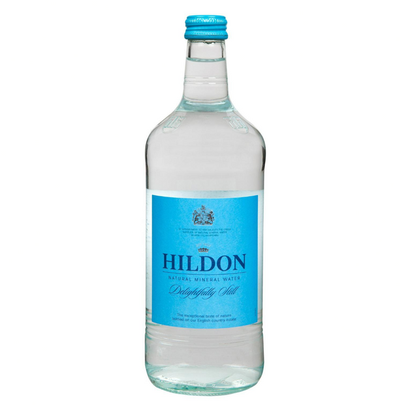 Hildon Still Mineral Water 750 ml Glass bottle x 12 - London Grocery - Online Grocery Shopping