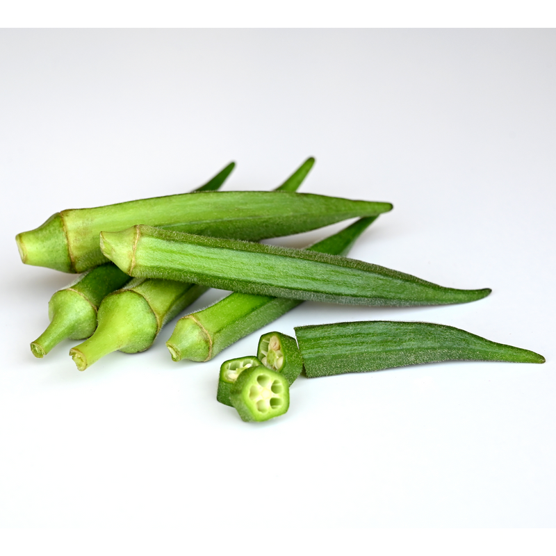 Indian Okra (Ladyfingers) 500 gr - London Grocery
