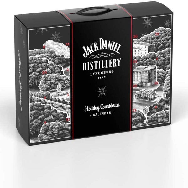 Jack Daniels Exclusive Advent Calendar - London Grocery - Online Grocery Shopping