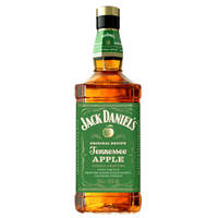 Jack Daniel's Apple Whiskey Liqueur 70 cl - London Grocery - Online Grocery Shopping