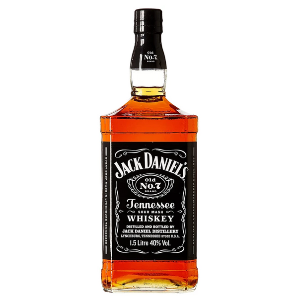 Jack Daniel's Whiskey 1.5 L - London Grocery - Online Grocery Shopping