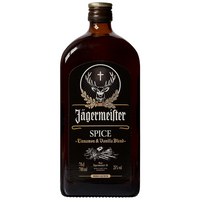 Jagermeister Spice Cinnamon and Vanilla Blend Liqueur, 70 cl - London Grocery