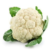Cauliflowers 1 bunch - London Grocery - Online Grocery Shopping