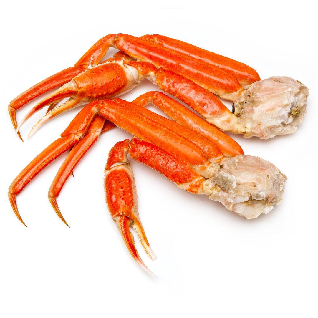 King Size Crab Legs x 1 Cluster - 4 ...