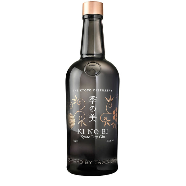 Kyoto Distillery Japanese Dry Gin Bottle, 70cl - London Grocery