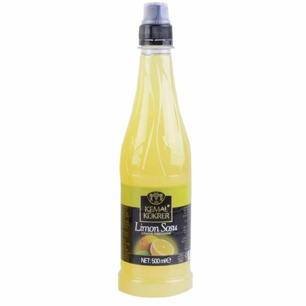 Lemon Juice Salad Dressing - London Grocery - Online Grocery Shopping