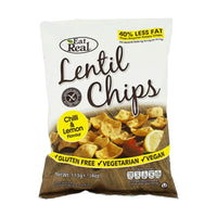 Eat Real Lentil Chilli & Lemon - London Grocery - Online Grocery Shopping