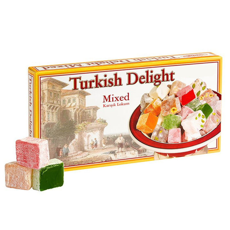 Turkish Delights Assorted - London Grocery