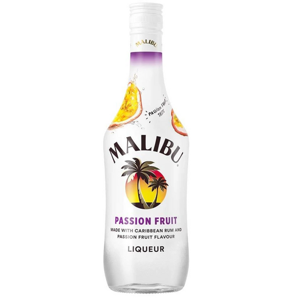 Malibu Passionfruit Rum 70 cl - London Grocery - Online Grocery Shopping