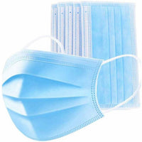 Disposable Hygiene Masks 5 pack - London Grocery - Online Grocery Shopping