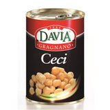 Canned Chickpeas 400 gr - London Grocery - Online Grocery Shopping