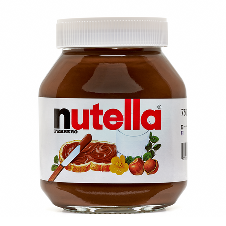 Nutella 350 gr - London Grocery