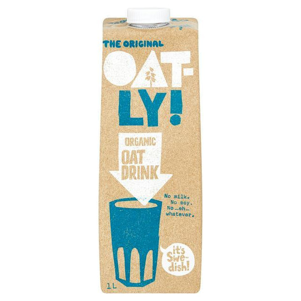 Oatly Oat Drink 1 Lt - London Grocery - Online Grocery Shopping