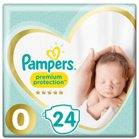Pampers Premium Protection Nappies x 144 - Size 0 - London Grocery - Online Grocery Shopping
