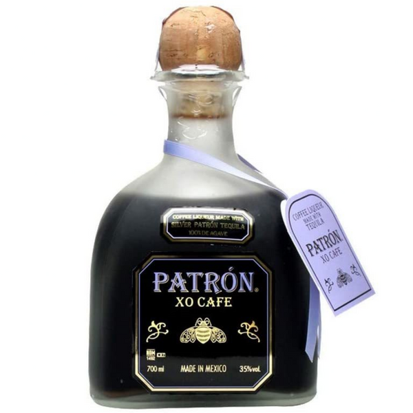 Patron XO Cafe Tequila Coffee Liqueur - 1 Litre - London Grocery - Online Grocery Shopping