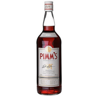 Pimm's No.1 Gin Cup Liqueur Half Bottle 35 cl - London Grocery - Online Grocery Shopping