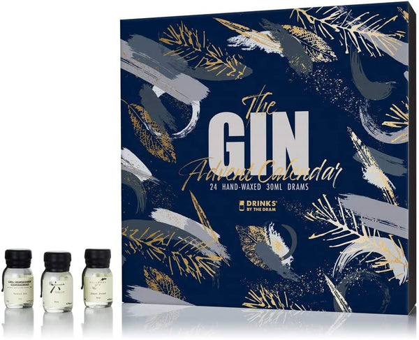 Premium Gin Advent Calendar 2020 Edition - London Grocery