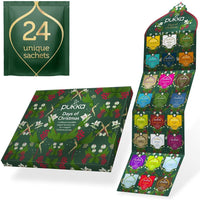 Pukka Herbs Tea Advent Calendar 2020, Non-Chocolate Advent Calendar, the perfect Christmas Advent Calendar for for Tea Lovers (24 x sachets) - London Grocery - Online Grocery Shopping