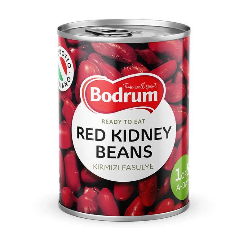 Bodrum Red Kidney Beans 400gr -London Grocery