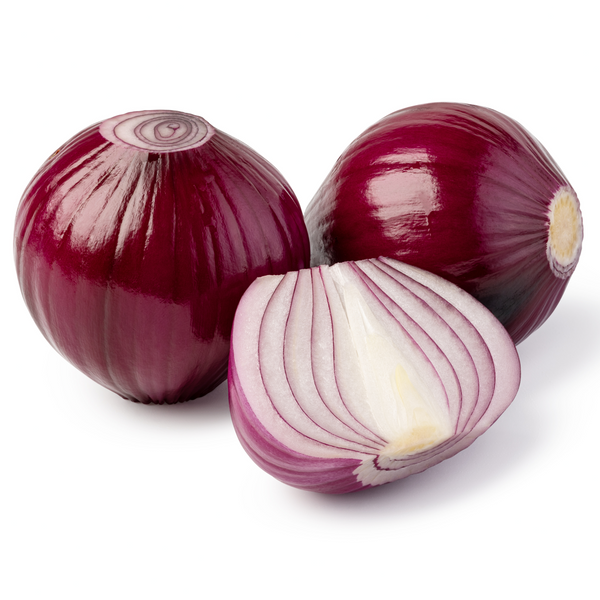 Red Onion 4 pack - London Grocery - Online Grocery Shopping