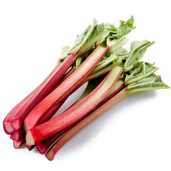 Rhubarb 4 pieces - London Grocery - Online Grocery Shopping