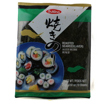 SUKINA Roasted Seaweed Yaki Nori 10 Sheets
