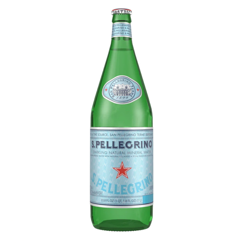 San Pellegrino Sparkling Water 1 lt - London Grocery