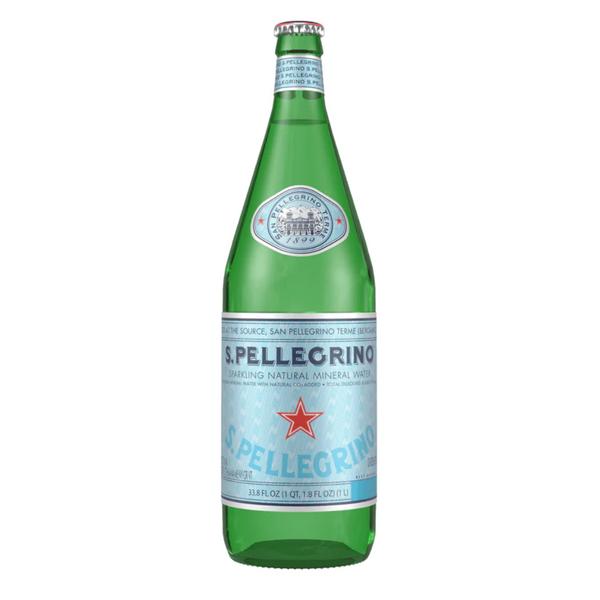 San Pellegrino Sparkling Water 1 lt - London Grocery - Online Grocery Shopping
