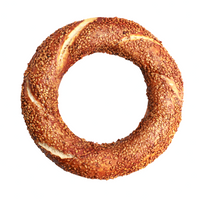 Frozen Simit / Turkish Pretzel 4 pieces - London Grocery - Online Grocery Shopping
