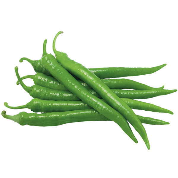 Chilli Green Turkish Peppers - London Grocery - Online Grocery Shopping
