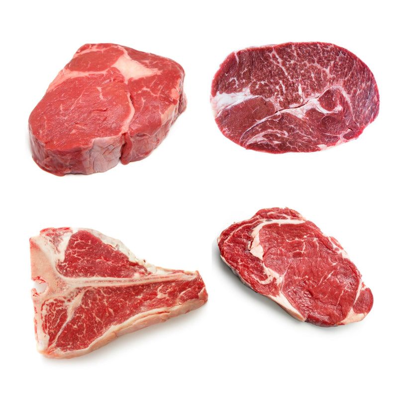 Halal Premium Steak Box / Meat Hamper - London Grocery