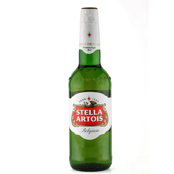 Stella Artois Premium Lager Beer 284ml - London Grocery