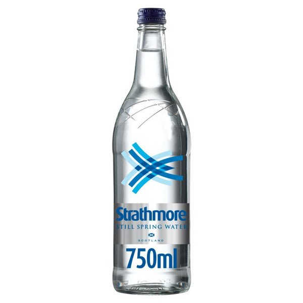 Strathmore Still Water in Glass - London Grocery - Online Grocery Shopping