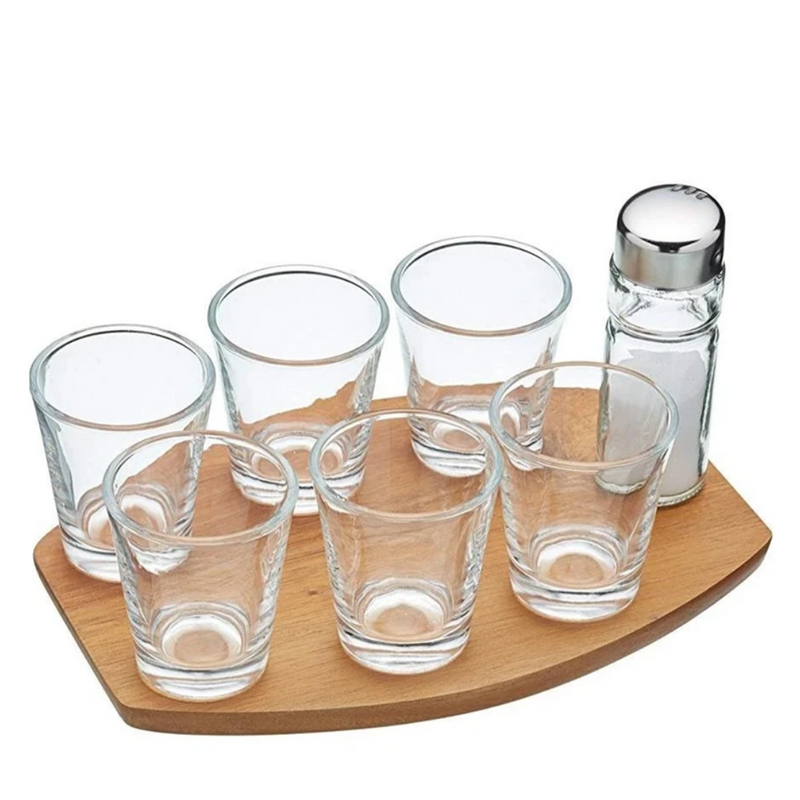 6 Piece Tequila Shot Gift Set - London Grocery