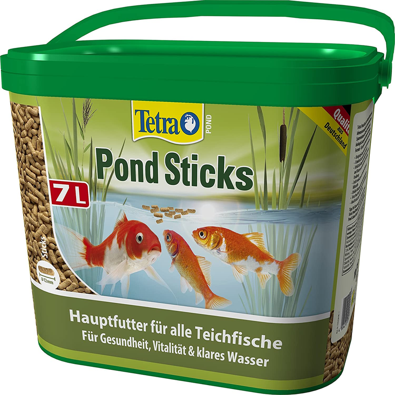 Tetra Pond Sticks Tub 7 Litre - London Grocery