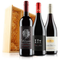 Ultimate French Red Wine Trio (3x75cl) - London Grocery
