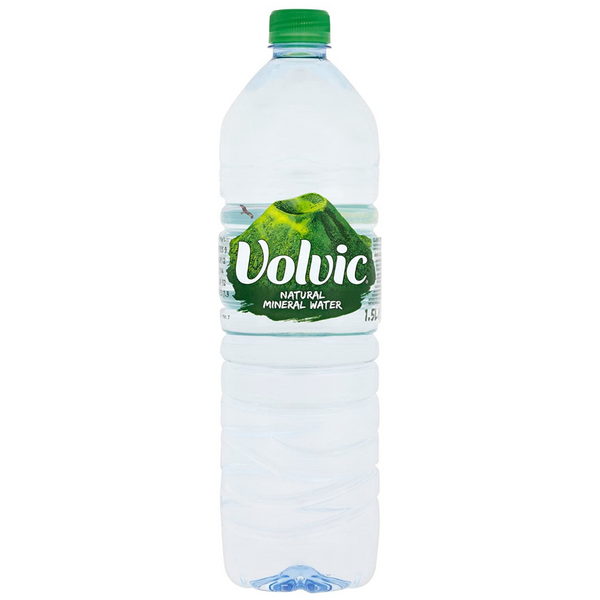 Volvic Natural Mineral Water 6 x 1.5 lt - London Grocery - Online Grocery Shopping