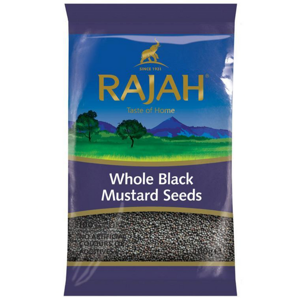 Black Mustard Seeds Whole - London Grocery - Online Grocery Shopping