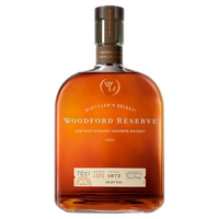 Woodford Reserve Bourbon Whiskey 70cl - London Grocery - Online Grocery Shopping