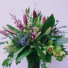 Large Mixed Arrangement - Limelight Floral Design