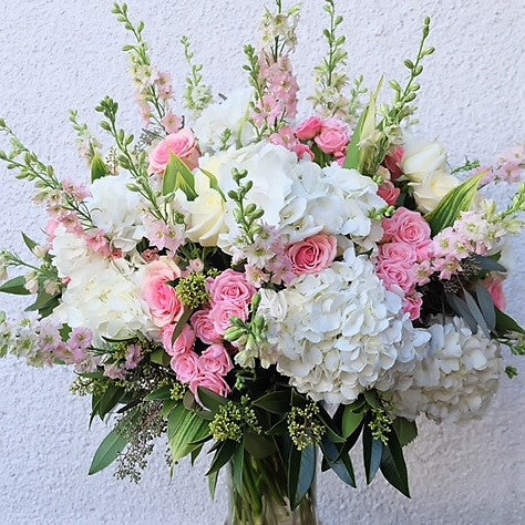 Lush Arrangement - Limelight Floral Design