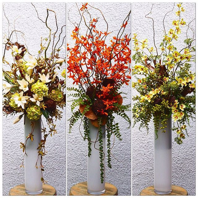 Permanent Botanicals (silk flowers) - Limelight Floral Design