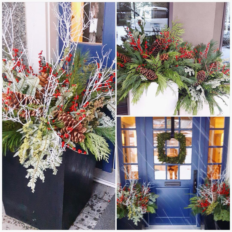 Holiday Florals - Limelight Floral Design