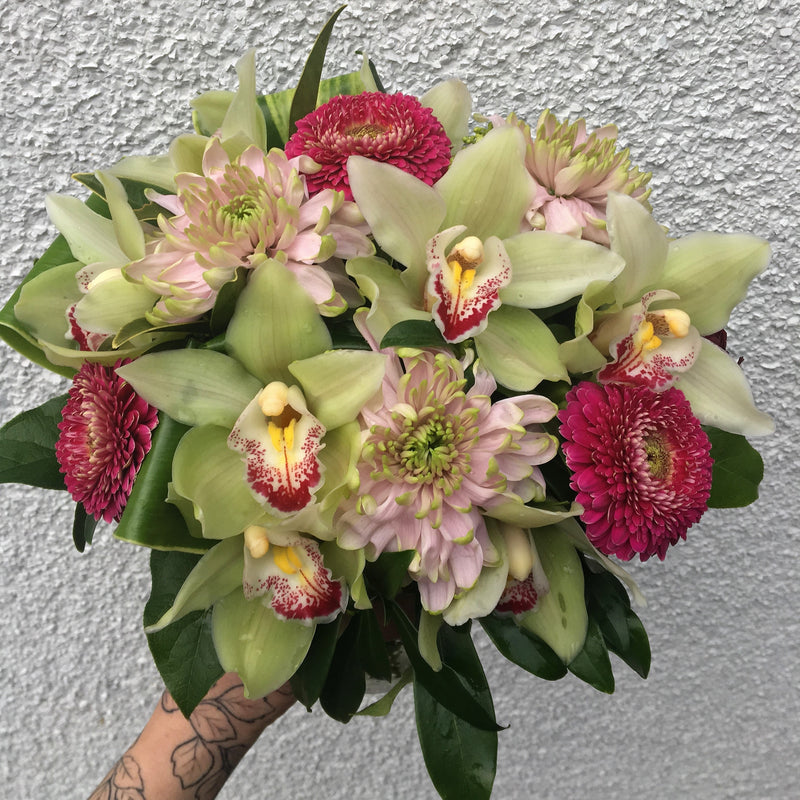 medium cylinder - Limelight Floral Design