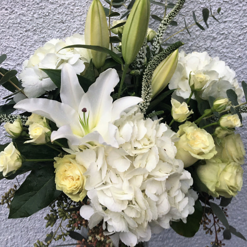 Mixed Vase Arrangement - Limelight Floral Design
