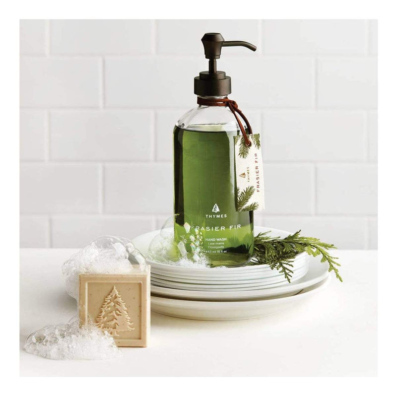Thymes Frasier Fir - Hand Soap